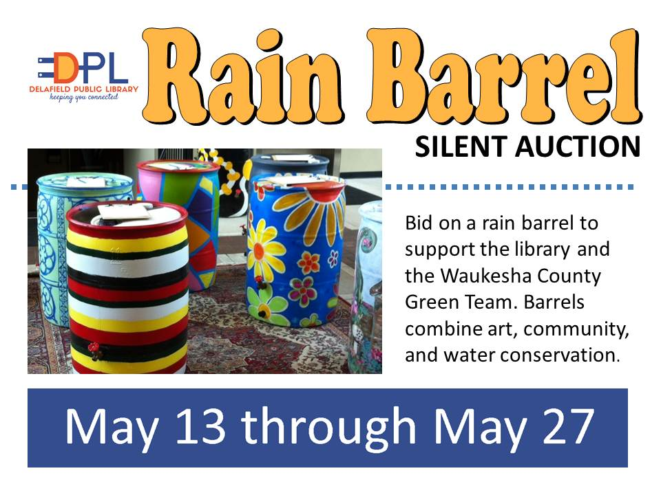 DPL 2017-05-13 Rain Barrel Bidding
