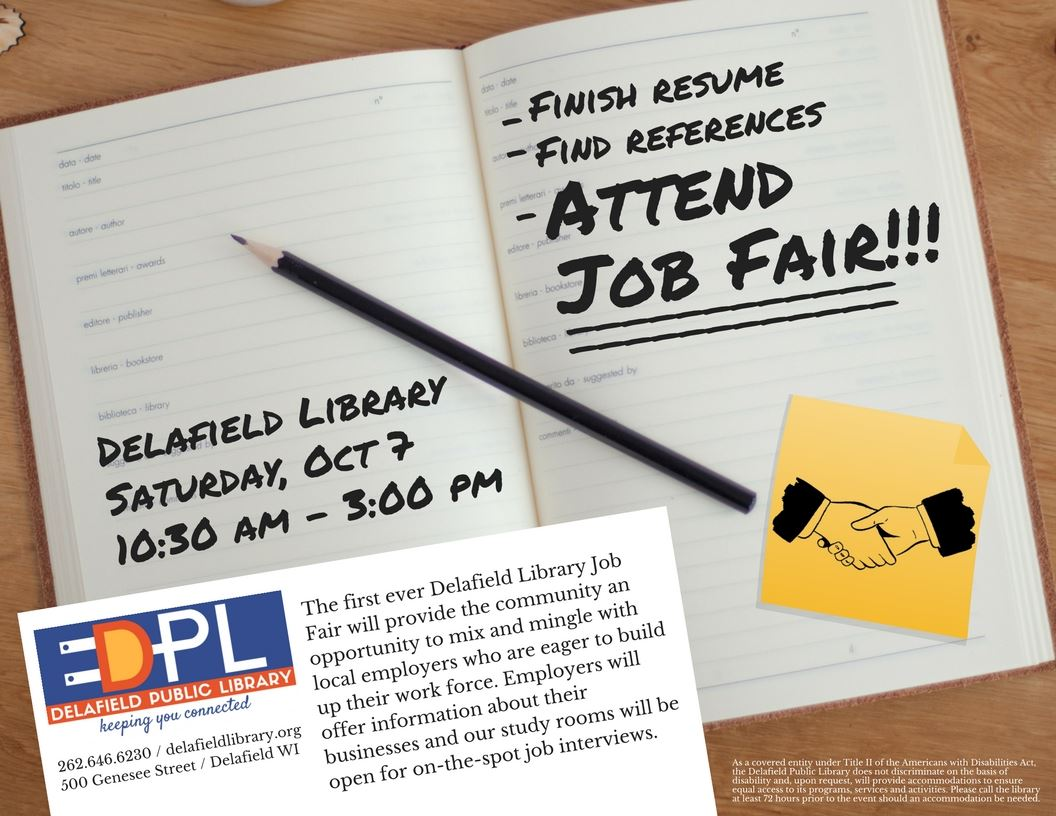 DPL 2017-10-07 Job Fair