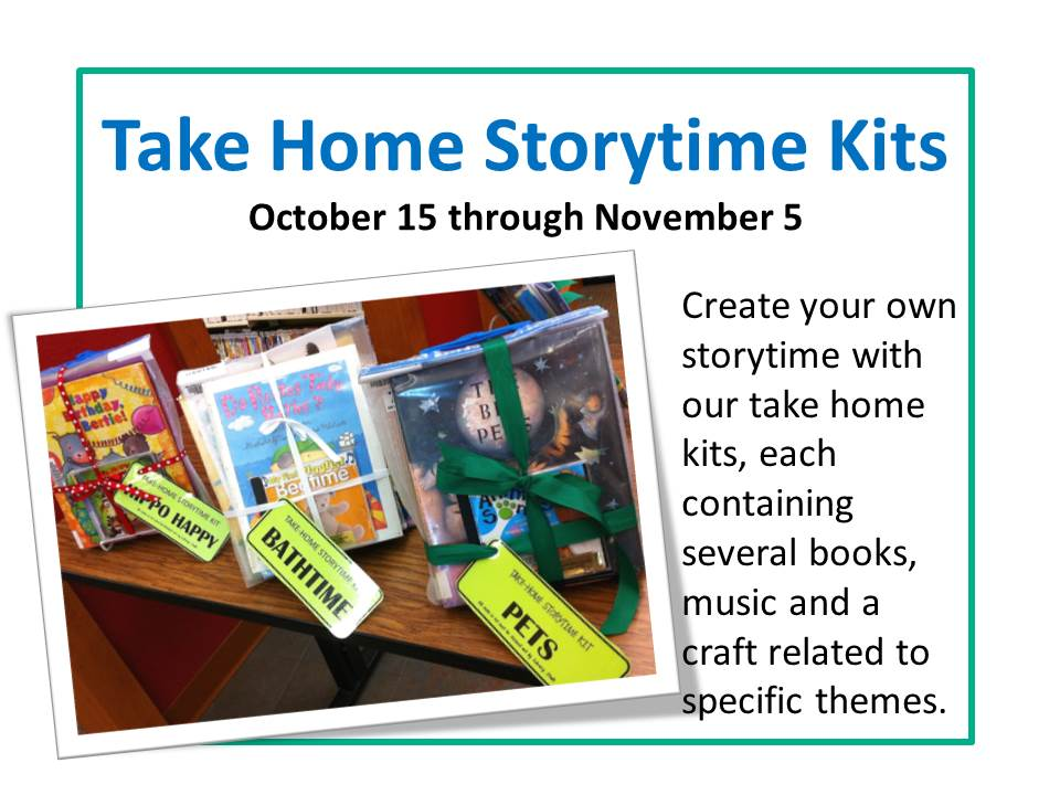 DPL 2017-11-05 Take Home Storytime