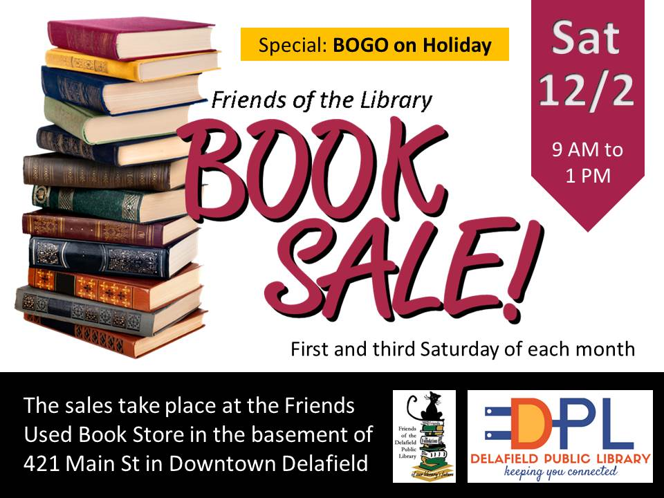 DPL 2017-12-02 Book Sale